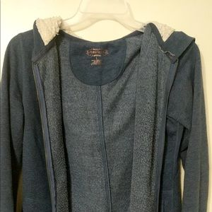 Maurices fur lined hoodie